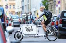 Electric Transport Bicycles