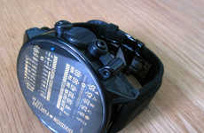Secret Agent-Inspired Watches