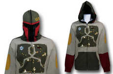 Villainous Bounty Hunter Sweaters