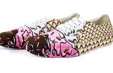 Tempting Dessert Sneakers