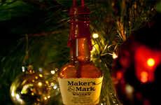 Boozy Christmas Ornaments