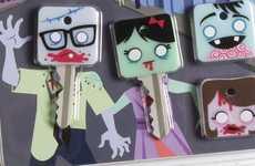 Zombie Key Covers