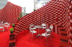 Coke Crate Installations