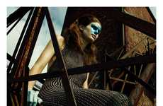 Feminine Warrior Fashion