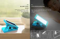 Solar-Powered Flashlights