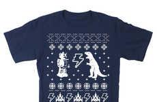 Festive Sci-Fi Shirts