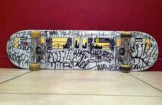 Urban Underground Transit Skateboards