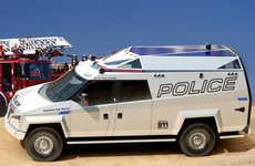 Radiation-Proof Police Rides