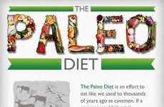 Caveman Diet Infographics
