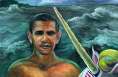 14 Obscure Obama Portraits