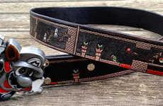 Geeky Gamer Belts