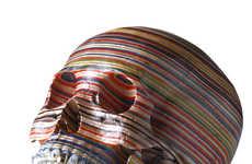 Repurposed Technicolor Skull Art (UDPATE)