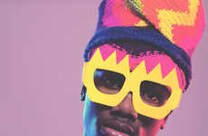 Pop Art Knitwear Catalogs