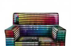 24 Psychedelic Furniture Designs