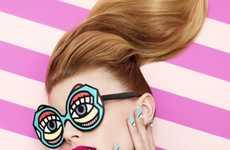 Pop Art Beauty Editorials