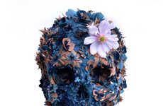 Blooming Cadaver Art