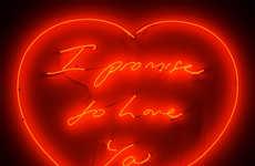Heartfelt Neon Messages