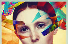 Surrealist Fashion Collages