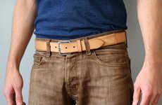 Travel-Friendly Belts