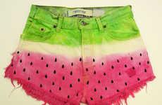 Fruit-Infused Fashion