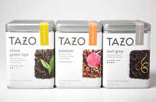 Organic Tea Brand Reboots