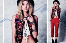 Eclectic Hippie Fashions