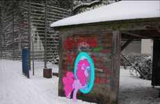 Overseas Portal Graffiti Pieces