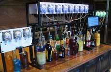 Mechanical Cocktail Mixologists