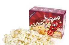 Pork-Flavored Popcorn