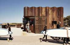 Scrap Metal Surf Shacks