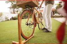 All-Bamboo Bikes