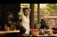 Sensual Salad Dressing Ads