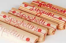 Noodle-Doodled Branding