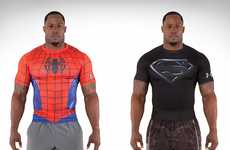 Superhero Workout Ensembles