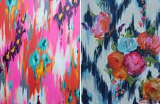 Floral Impressionism Artworks