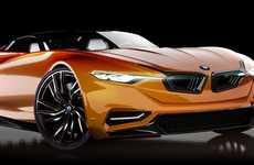 Commemorative Concept Cars