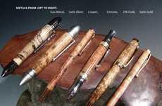 Rustic Custom Wood Pens