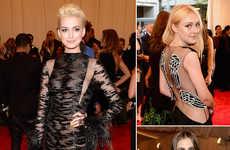 Glam Punk-Themed Galas