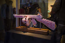 Confectionary Weapon Exhibits
