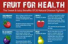 Healthy Fruit Charts