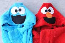 DIY Puppet Character Robes