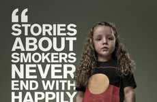 Second-Hand Smoking Ads