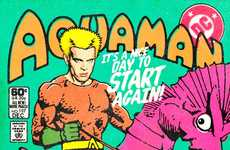 Rockstar Comic Covers