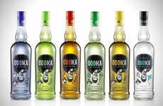 Eccentric Vodka Flavors
