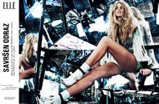 Mesmerizingly Mirrored Editorials