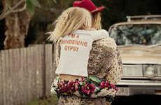 Gypsy-Inspired Kids Apparel