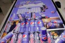 Social-Powered Vending Machines