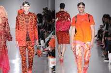 Vibrantly Feral Fashions