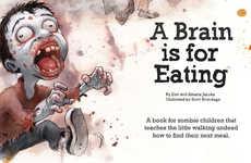 Zombified Children's Books