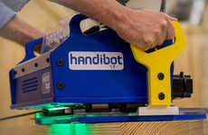 Technologically Savvy Carpentry Tools